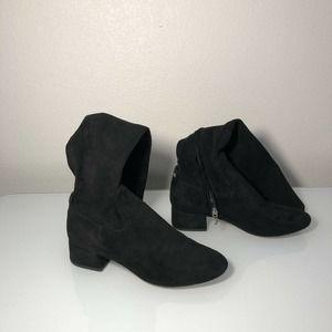Dolce Vita boots Chunky Heels Black 5.5